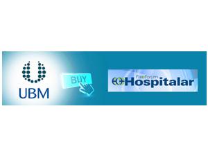 UBM procures Brazil's top tradeshow Hospitalar from SPFC Group