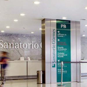 Sanatorio Güemes